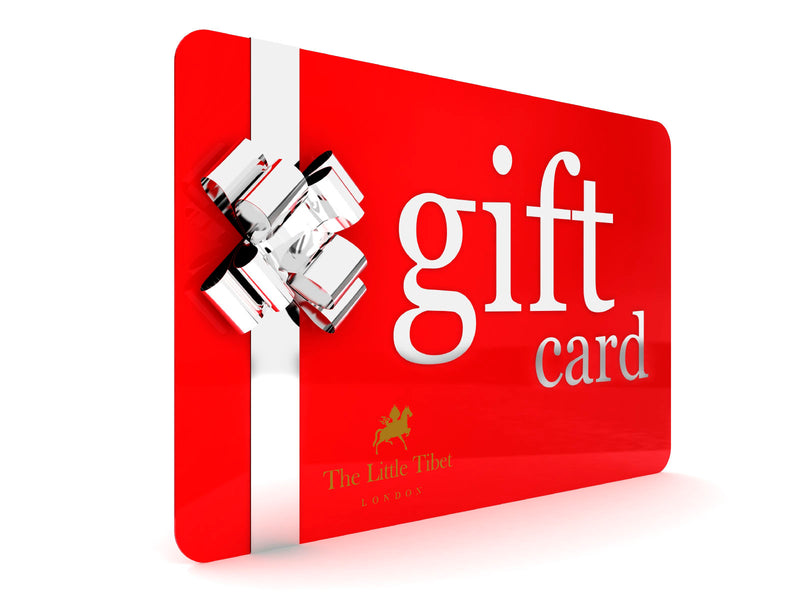 The Little Tibet Gift Card - The Little Tibet