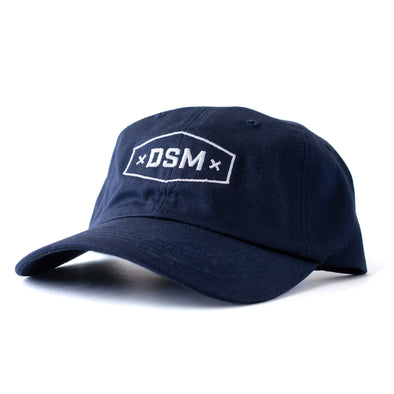 DSM Navy Dad Hat