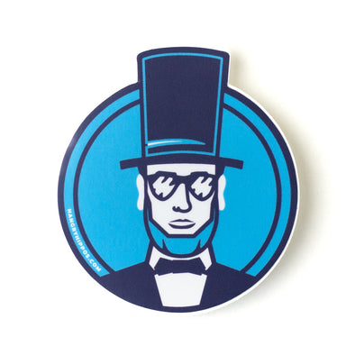 Lincoln Sticker