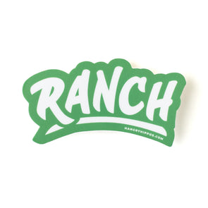 Ranch Sticker