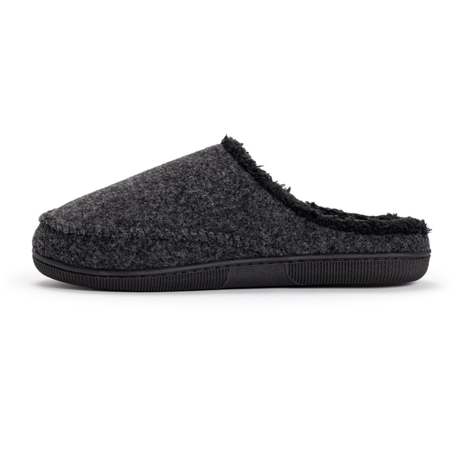Men's Faux Wool Clog Slippers - MUK LUKS