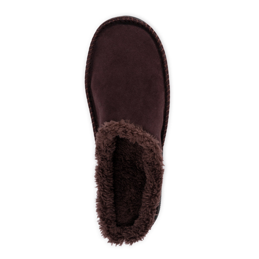 Men's Faux Suede Clog Slippers - MUK LUKS