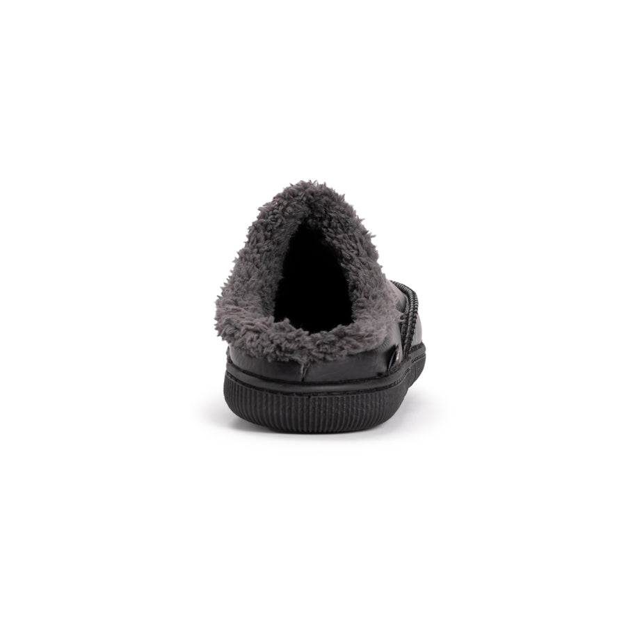 Men's Faux Leather Clog Slippers - MUK LUKS