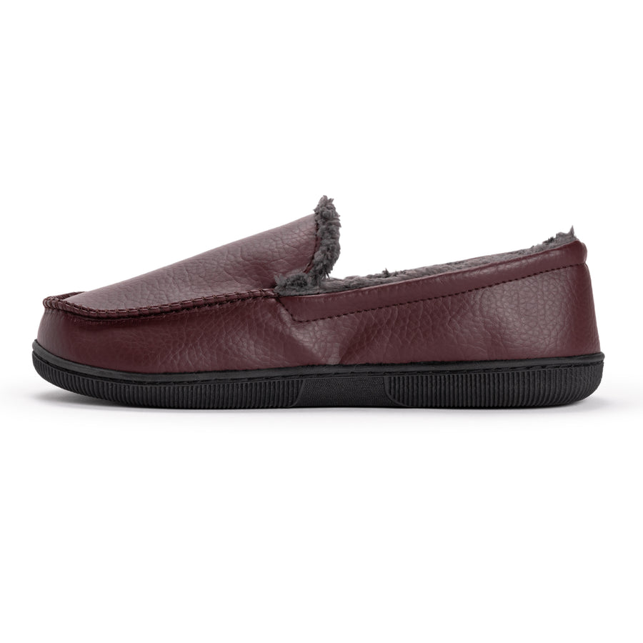 Men's Moccasin Slippers