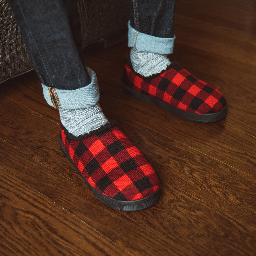 Men's John Slippers - MUK LUKS