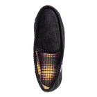 Men's Corduroy Moccasin with Flannel Lining - MUK LUKS