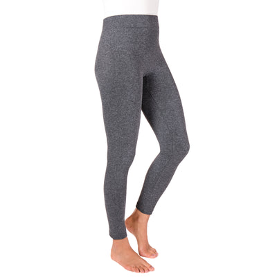 Women's 1-Pair Marled Leggings - MUK LUKS
