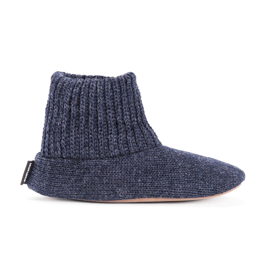 Morty - Men's Ragg Wool Slipper Sock - MUK LUKS