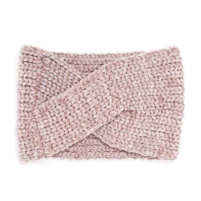 Women's Chenille Twist Headband - MUK LUKS