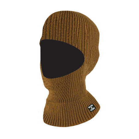 1-Hole Mask - Duck Brown - MUK LUKS