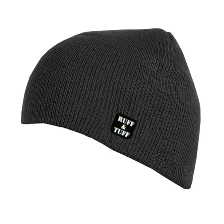 4-Layer Beanie - Black - MUK LUKS
