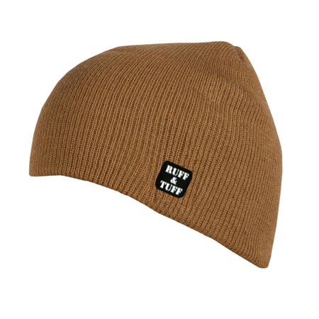 4-Layer Beanie - Duck Brown - MUK LUKS