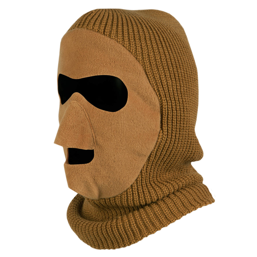 Knit and Fleece Patented Mask - MUK LUKS
