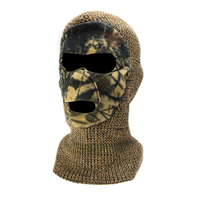 Youth Knit and Fleece Patented Mask - MUK LUKS