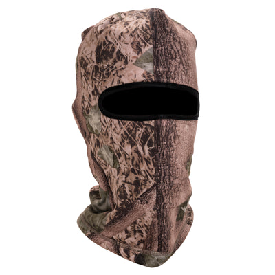 Reversible Fleece 1-Hole Mask - MUK LUKS