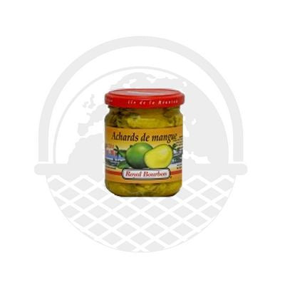 Achard de Mangue Royal Bourbon 200g
