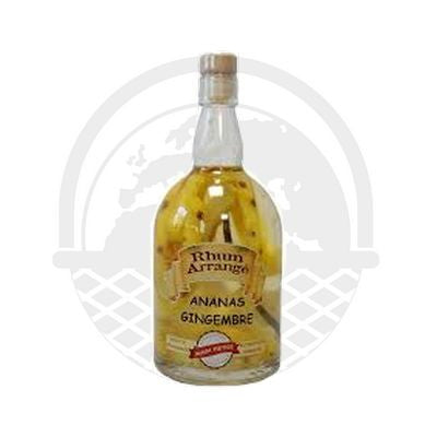 Punch Rhum Ananas Victoria et Gingembre 70cl
