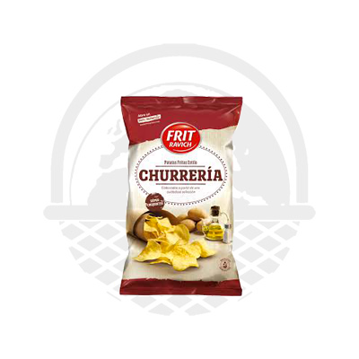 Chips rôties Churreira Frit Ravich 125G
