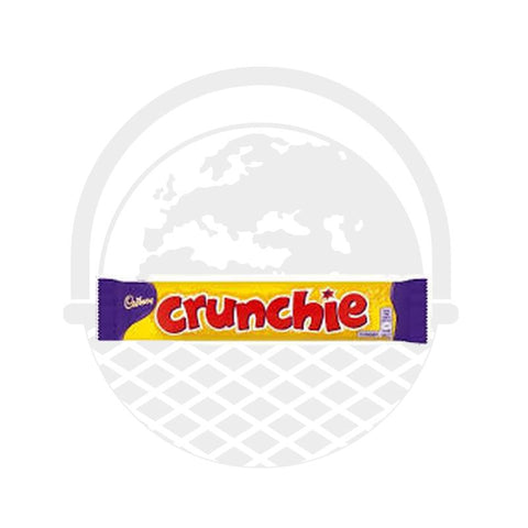 Barre Crunchie Cadbury 40g