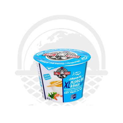 Nouilles chinoises cup XL Fruits de mer 110G MR MIN