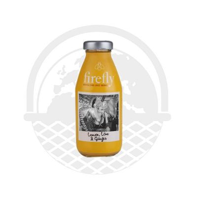 Boisson Firefly Citron Gingembre 33cl
