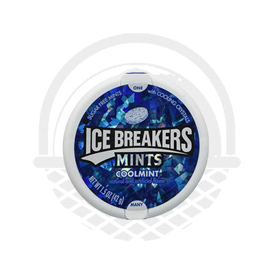 BONBONS COOL MINT ICE BREAKERS 42 G