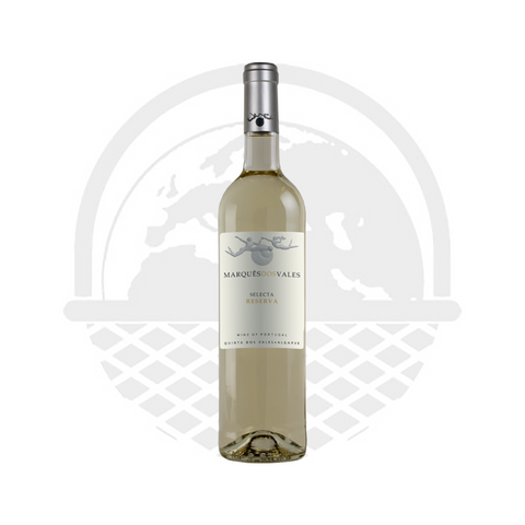 Vin MARQUES DOS VALES SELECTA BLANC 75CL  2017 12°