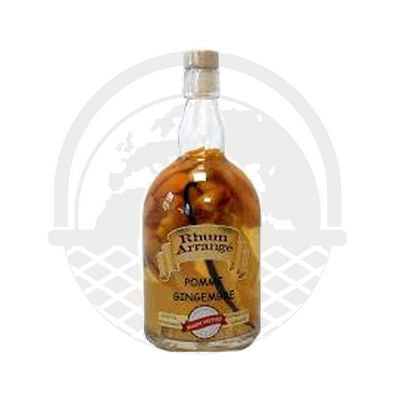 Punch Rhum Pomme Gingembre 70cl