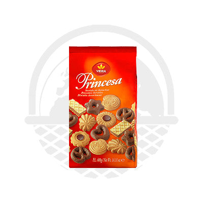 "Assortiment Biscuit Princesa ""Vieira do Castro"" 400g - Panier du Monde"