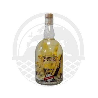 Punch Rhum Ananas Coco 70cl