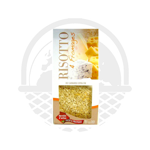 Risotto aux 4 fromages Bonori 250G