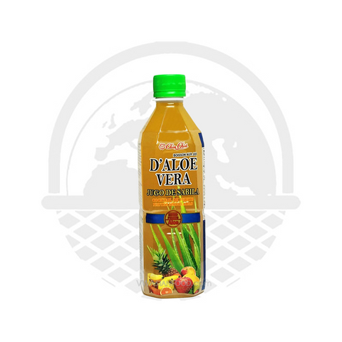 Jus aux Cocktails de fruits et Aloe Vera 500 ml