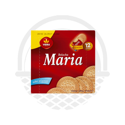Biscuits Maria V. Castro sachets 12x 25G