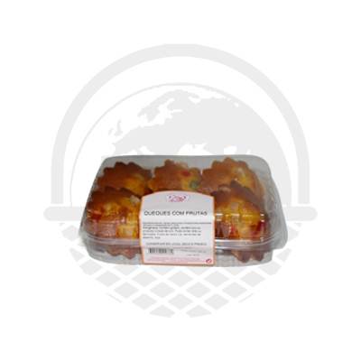 Mini cakes aux fruits confits 300g