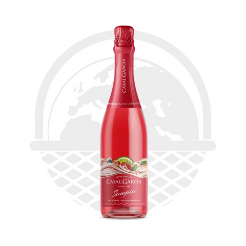 Sangria CASAL GARCIA aux fruits rouges 75cl - 8°