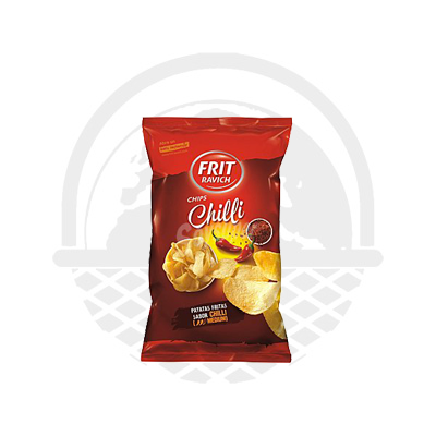 Chips Chilli Frit Ravich 125g
