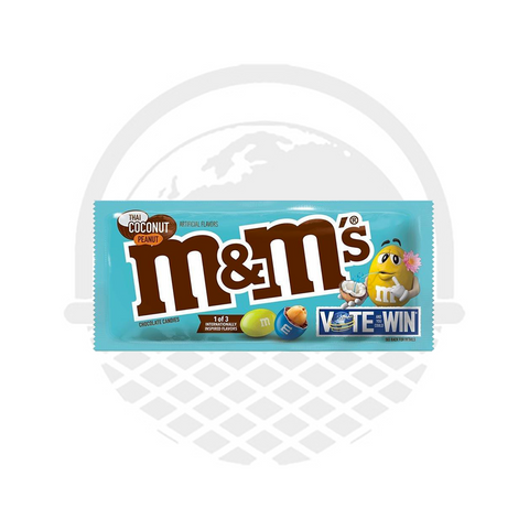 M&M'S coconut thai 49,3G