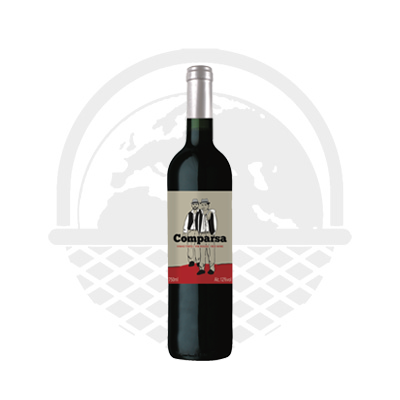 VIN COMPARSA Rouge 75cl 12°C