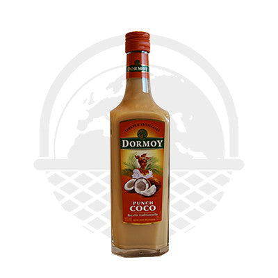 Punch Dormoy Coco 70cl 18 °