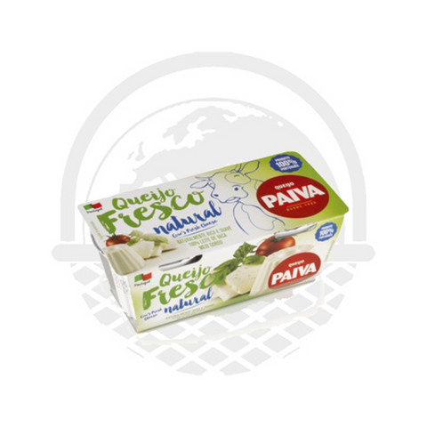 Fromage Frais Paiva 2 x 62,5g Paiva