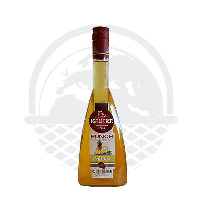 Punch Isautier Ananas 70cl 18°