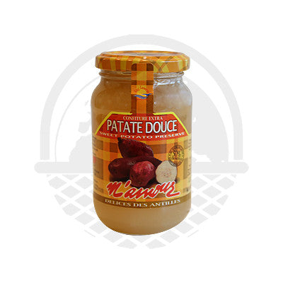 Confiture Patate Douce Mamour 325g