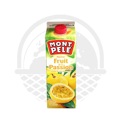 "Nectar Fruit de la Passion Antillais ""Mont Pelé"" 1l"