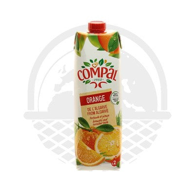 Jus d'Orange de l'Algarve COMPAL 1L