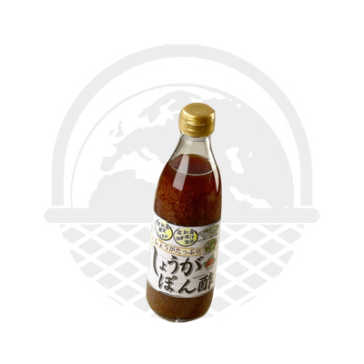 Ponzu au gingembre 360ml