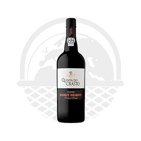 Porto Quinta do Crasto Finest Reserve Rouge 75cl 20° - Panier du Monde