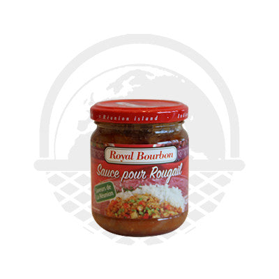 Sauce Rougail Royal Bourbon 200g