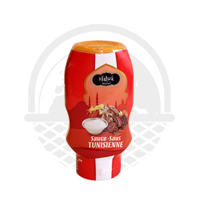 Sauce Tunisienne Halwa 420ml