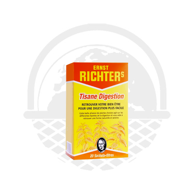 Tisane digestion Richter 40G