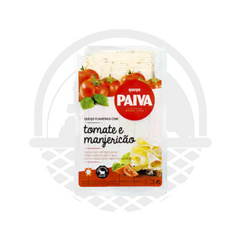 Fromage tranché tomate/basilic Paiva 180g